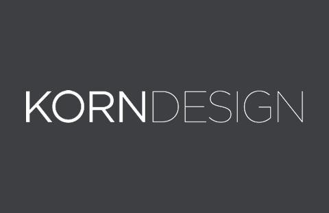 Korn Design Website